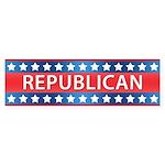 Republican Sticker (Bumper 50 pk)