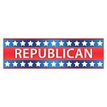 Republican Sticker (Bumper)