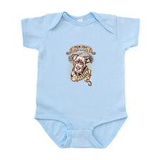 Pikes Peak Pitbulls Infant Bodysuit