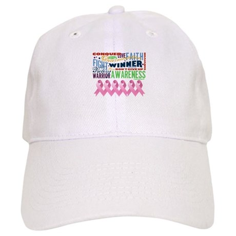 Empowering Breast Cancer Cap
