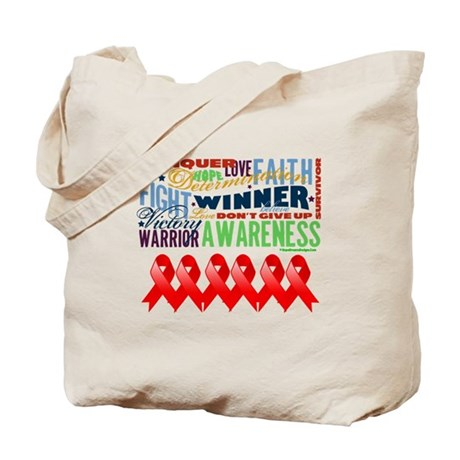 Empowering Blood Cancer Tote Bag