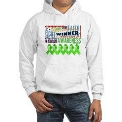Empowering Lymphoma Hooded Sweatshirt