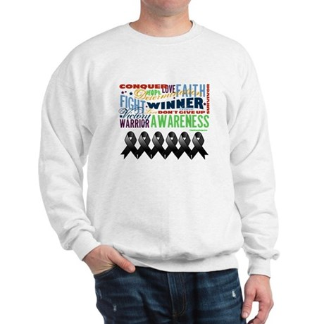Empowering Melanoma Sweatshirt