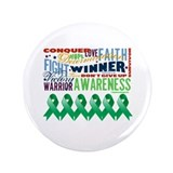 "Empowering Liver Cancer 3.5"" Button (100 pack)"