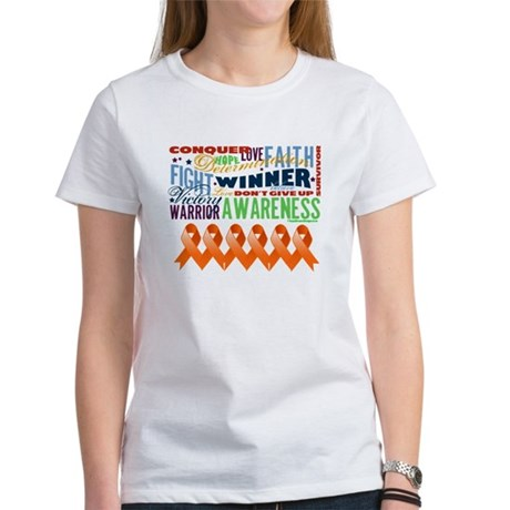 Empowering Leukemia Women's T-Shirt
