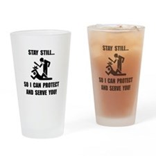 Protect Serve Drinking Glass