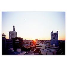 Sunrise Santa Monica CA