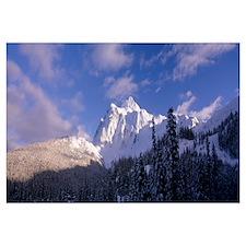 Mt Shuksan North Cascades National Park WA