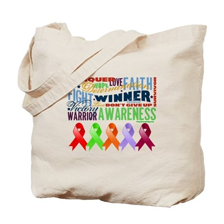 The Blood Cancers Tote Bag