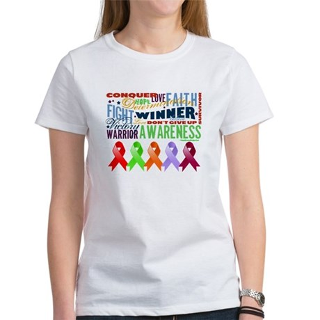 The Blood Cancers Women's T-Shirt