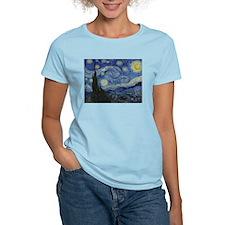 Starry Trekkie Night T-Shirt