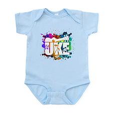 Color Me Uke! Infant Bodysuit