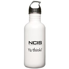NCIS Ya Think? Water Bottle