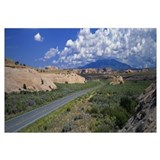 Utah, Canyon Country, road