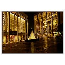 Lincoln Center New York NY