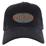 Support Local Music Baseball Hat