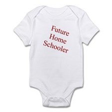 Future Home Scholler Infant Creeper