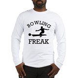 Bowling Freak Long Sleeve T-Shirt