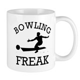Bowling Freak Mug