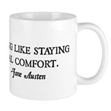 Staying At Home Coffee Mug