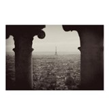 Old Paris Postcards (Package of 8)
