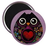 "Owl's Hatch 2.25"" Magnet (100 pack)"