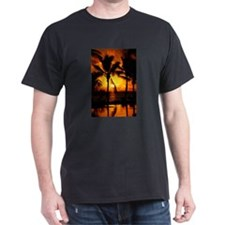 Coconut Sunset T-Shirt