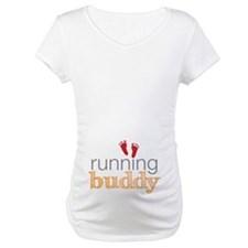 Running Buddy Red Shirt