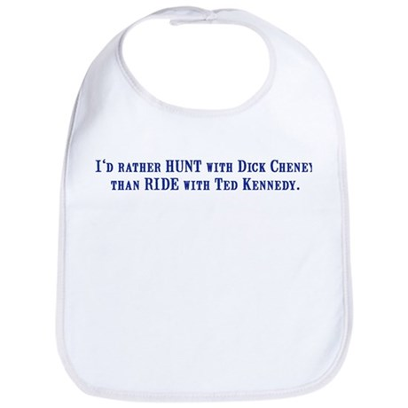 Ride with Ted Kennedy Bib