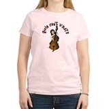 String Upright Double Bass Guitar T-Shirt