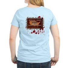 Cute Zombie hunter T-Shirt