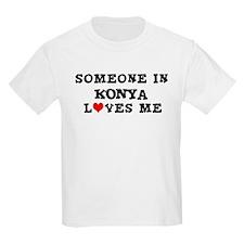 Someone in Konya Kids T-Shirt