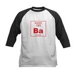Bacon Element Kids Baseball Jersey