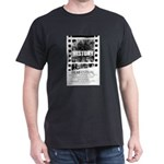 The Black History Film Festiv Dark T-Shirt