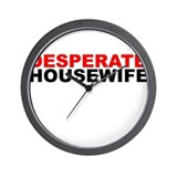 Desperate Housewife Wall Clock