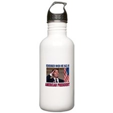CHANGE IS COMING Sports Water Bottle