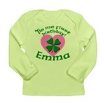 Emma Personalized Long Sleeve Infant T-Shirt