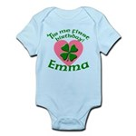 Emma Personalized Infant Bodysuit
