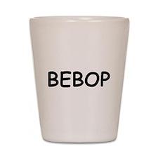 Bebop Shot Glass