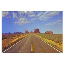 Route 163 with Buttes UT