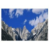 Mount Whitney Sierra Mts CA