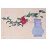 Camellia in the Vase
