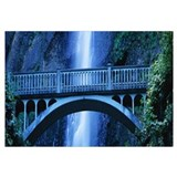 Footbridge Multnomah Falls OR