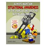 Situational Awareness - Safety Poster