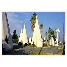 Route 66 Wigwam Motel Rialto CA
