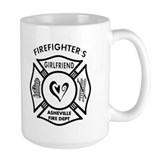 FF Girlfriends Asheville FD Mug