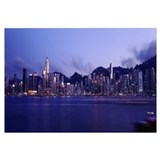 China, Hong Kong, Wanchai and Central districts, V