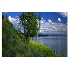 Wyoming, Grand Teton Park, Jackson Lake
