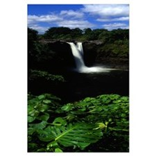 Hawaii, Rainbow Falls