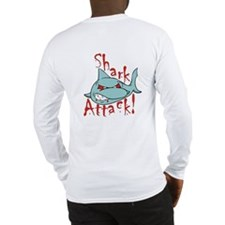 Shark Attack! Long Sleeve T-Shirt